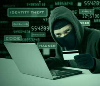 Hacker theft