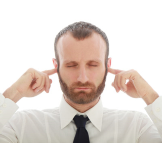 Denial-cover-ears