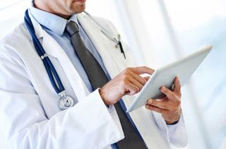 Doctor-tablet