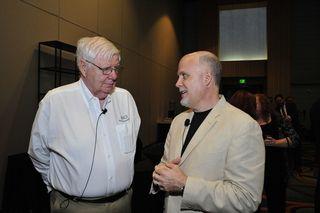 David and Corey Security Congress 2015