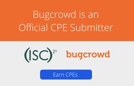 bug bounty CPE credit