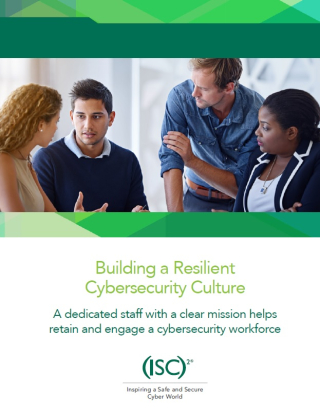 Building A Resilient Cybersecurity Culture cover