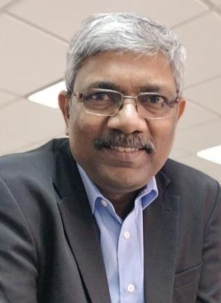 Ramana Krothapalli Headshot