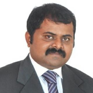 Renju Damodaran Headshot