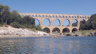 Aqueduct Photo by Veltsos