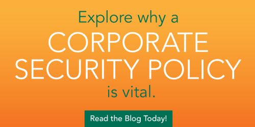 How Do Security Controls Help Implement a Corporate Security Policy?