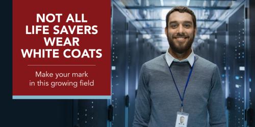 Not All Lifesavers Wear White Coats