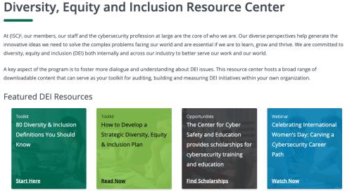 DEI Resource Center